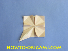 Coffee table origami- How to make table origami instruction 34 - Kid's origami