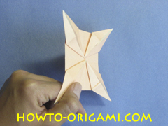 Coffee table origami- How to make table origami instruction 36 - Kid's origami