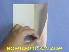Coffee table origami- How to make table origami instruction 4 - Kid's origami