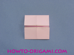 boat origami, how to origami a tricky boat instruction10 - easy origami for kids