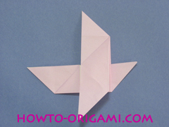 boat origami, how to origami a tricky boat instruction25 - easy origami for kids