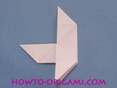 boat origami, how to origami a tricky boat instruction27 - easy origami for kids