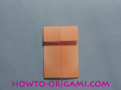 Boats origami - how to origami twin boats instruction9