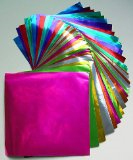 buy color foil origami paper