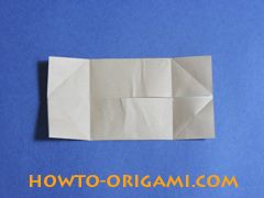 how to origami a pig instruction 10