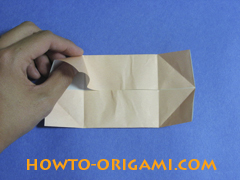 how to origami a pig instruction 11
