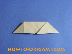 how to origami a pig instruction 16