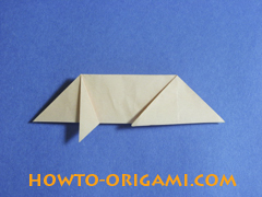 how to origami a pig instruction 18