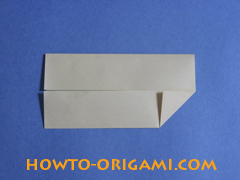 how to origami a pig instruction 6