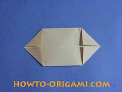 how to origami a pig instruction 7